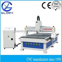 Wood CNC Milling/Cutting/Drilling/Engraving/Carving Machine with World Top Components