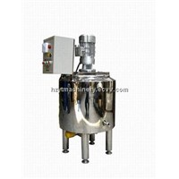YT-MT-08 stainless steel mixing tank