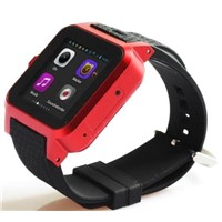 Z8 Smart Watch Wearable Mobile Phone Android 4.2 GSM/GRPS/UMTS/HSPA Cortex A7 DualCore