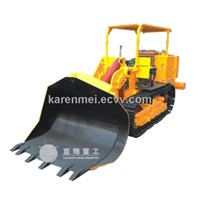 ZCY120 hydraulic side dumping rock loader