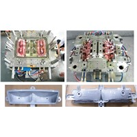 all kinds of plastic Auto car component mould