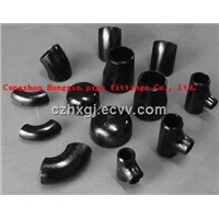 butt-welding pipe fittings, factory price.