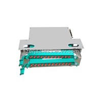 china rack mount 19 fiber optic odf