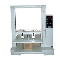 computer type carton compression tester