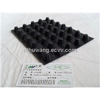 drainage membrane waterproofing drainage green roof drainage sheet