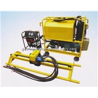 drilling machine KDY-30G Hydraulic Trunnel Drill Rig