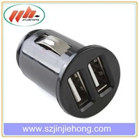 dual port USB 5V2.1A car charger