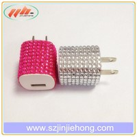 fashionable 5V1A wall charger with high quanlity