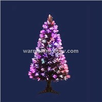 firework fiber optic Christmas tree
