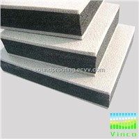 floor soundproofing shock pad, stock for sale