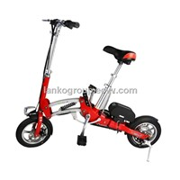 folding elecric bicycle 350w