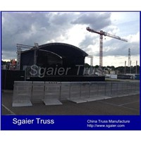folding security barrier aluminum stage barrier Crowd Barrier Barrier Door
