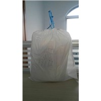 garbage bag with drawstring