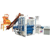 high output brick making machine