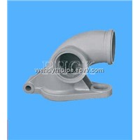hinged elbow, manufacturer supply