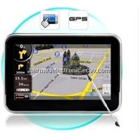 "hot sale 4.3"" GPS Navigator without BT 4G load New 3D Map"