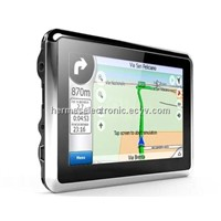 "hot sale 4.3"" GPS Navigator without Bluetooth 4G load New 3D Map"