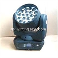 led beam wash moving head 19x15W 4IN1 zoom