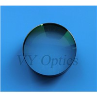 Optical plano-concave spherical lens