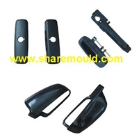 plastic auto rearview mirror mould
