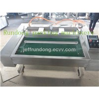 pneumatic continuous vacuum pachaging machine