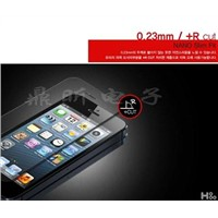 premium tempered glass screen protector for iphone 5/5s/5c