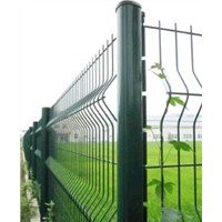 road side fence