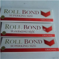 roll bond cigarette paper