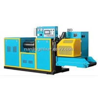 rubber precision preformer machine