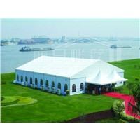 sizes of the marquee tents for 1000 people wedding party