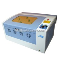 small desktop laser engraving and cutting machine