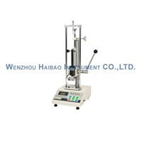 spring tension and compression testing machine