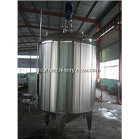 stainless steel blending tank