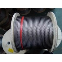 stainless steel wire rope 6x36