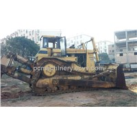 used D9L caterpillar bulldozer for sale track dozer/used bulldozer/used caterpillar bulldozer