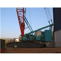 used crawler crane 400ton kobelco crawler crane on sale