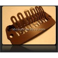 wigs clips, hair clips, clips on hair extensions remy hair