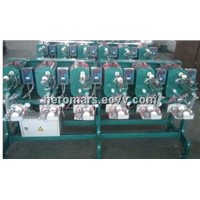 embroidery and garment winding machine