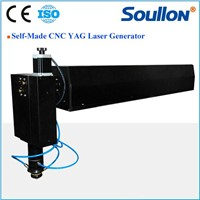 yag laser cutting machine head for metal sheets