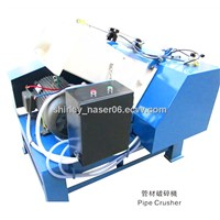plastic Crusher for plastic pipe/crusher for plastic pipe/High Quality plastic pipe crusher machine