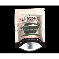 stading tea /coffee  packaging bag with zipper