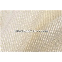 Knit fusible interlining for suit