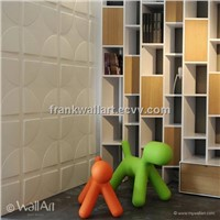 3D Wallpaper For Eco Friendly 3D Wall Covering / Home Decoration