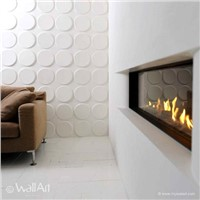 Eco Friendly 3D-Wall Panels and 3D-Wall Decoration