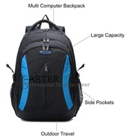 Fashionable Sports Backpack with Laptop Bags and Multi-pockets