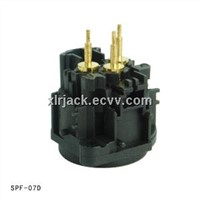 audio jack connector SPF-07D