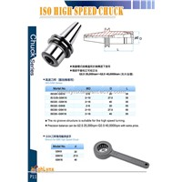 ISO HIGH SPEED CHUCK