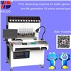 12 colors PVC dispensing machine for bottle opener