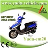 60v 800w 20ah 10inch drum disc brake mini sport style electric scooter motorcycle (yada em19-20)