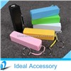 Perfume Smell Rechargable External Mobile Phone Power Emergency Charger Power Bank